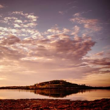 Dawn in Norway - (c) Johan Conradson