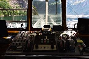 On the fjord - (c) Johan Conradson